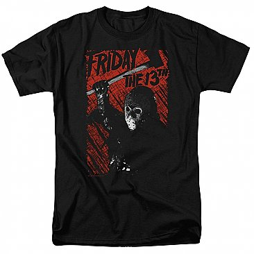 Friday the 13th Jason Lives Shirt
