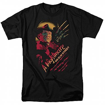A Nightmare Elm Street Freddy Claws Shirt