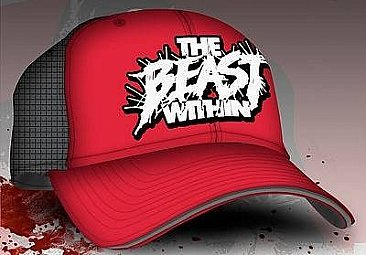 Baseball Hat: The Beast Within Trucker