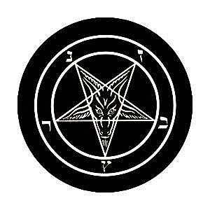 "Pentagram 1"" Button"