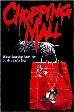 Chopping Mall Magnet