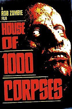 House of 1000 Corpses Magnet