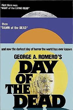 Day of the Dead Poster Magnet