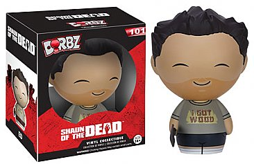 Shaun of the Dead Ed Dorbz Vinyl Figure