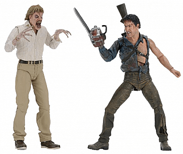 Evil Dead 2 30th Anniversary 2 Pack