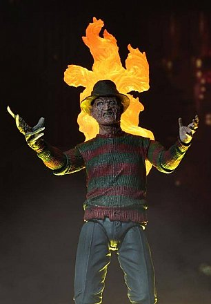 "A Nightmare on Elm Street Ultimate Part 2 Freddy 7"" Scale Action Figure"
