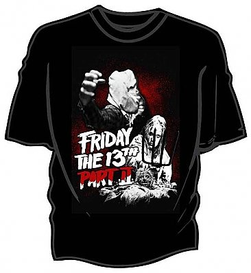 Friday the 13th Part II Shirt