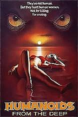 Horror Magnets: Humanoids from the Deep