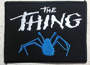 The Thing Spider Patch