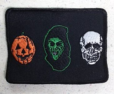 Halloween III Masks Patch
