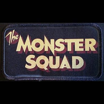 The Monster Squad Logo Patch