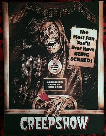 Creepshow Back Patch