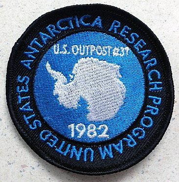 The Thing Outpost Patch