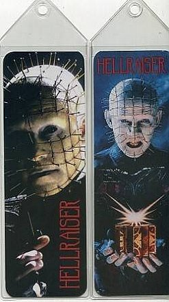 Hellraiser Bookmark