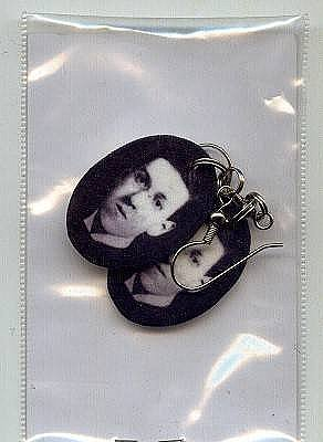 Earrings: Lovecraft