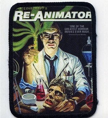 Re-Animator Poster Patch