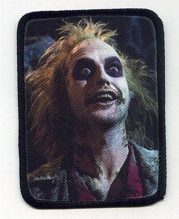 Beetlejuice Patch