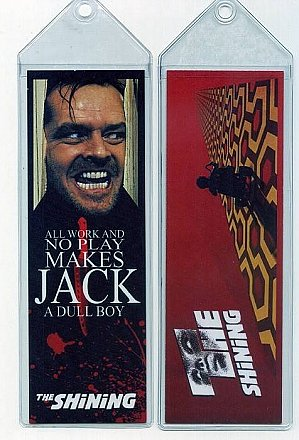 The Shining Bookmark