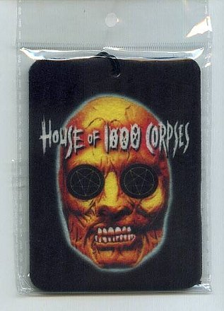 House of 1000 Corpses Air Freshener