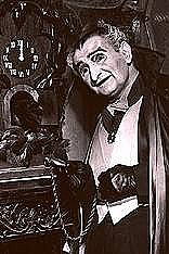Horror Magnets: Grandpa Munster