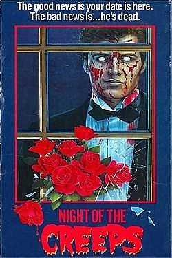 Night of the Creeps Poster Magnet