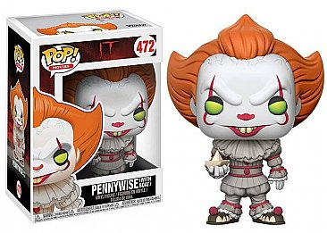 IT Pennywise 2017 Movie Pop! Vinyl Figure