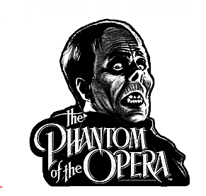Universal Monsters Phantom of the Opera Patch