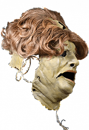 The Texas Chainsaw Massacre Leatherface 1974 Grandma Mask