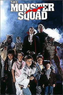 The Monster Squad Magnet