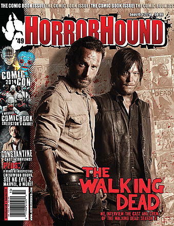 HorrorHound Magazine #49