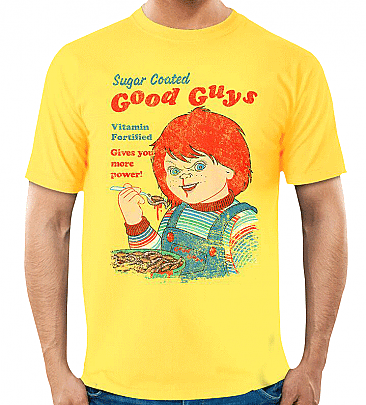 Child's Play Chucky Cereal Shirt