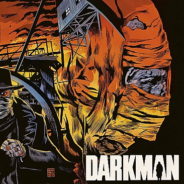 Darkman Original Soundtrack LP