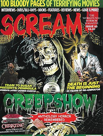 Scream Magazine # 63