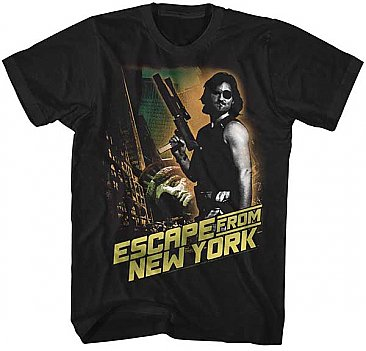 Escape From New York Shirt