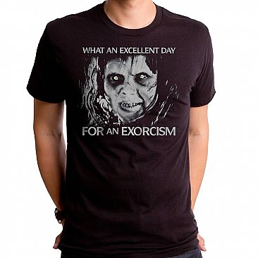 The Exorcist Excellent Day Shirt