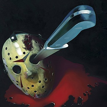 Friday the 13th The Final Chapter Original Soundtrack LP