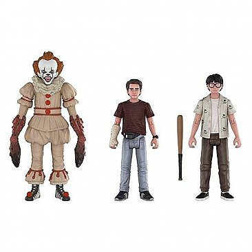 IT Action Figure 3-Pack Set #3