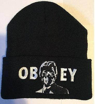 They Live Obey Beanie