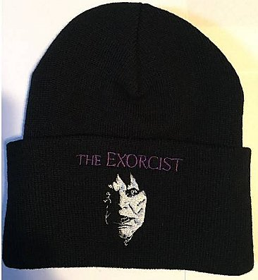 The Exorcist Regan Beanie