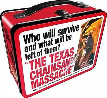 Texas Chainsaw Massacre Who Will Survive Lunch Box