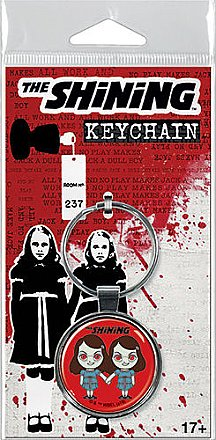 The Shining Grady Sisters Chibi Key Chain