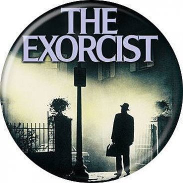 The Exorcist Button