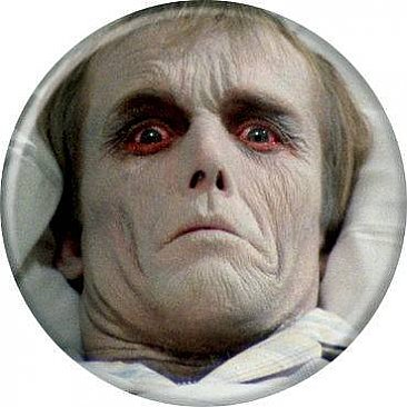 Dawn of the Dead Zombie Roger Button