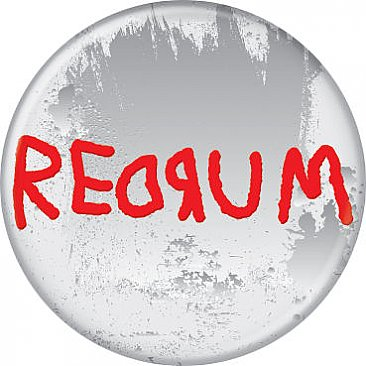 The Shining Redrum Button