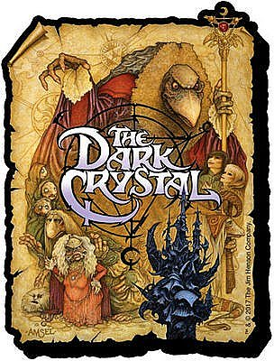 The Dark Crystal Chunky Magnet