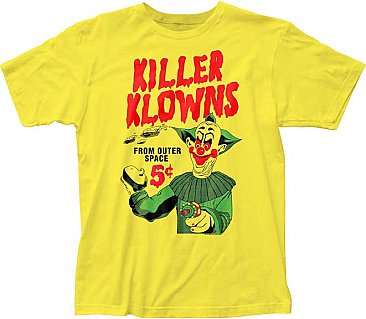 Killer Klowns From Outer Space 5c Pies