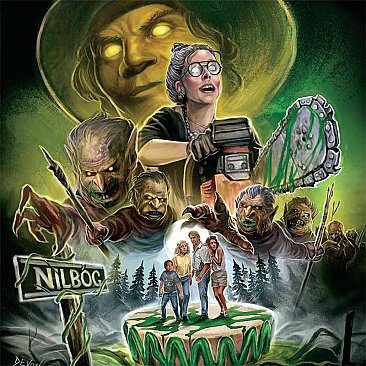 Troll 2 Original Soundtrack CD
