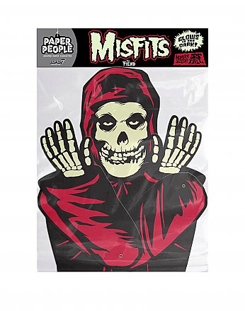 Misfits Paper People The Fiend Red