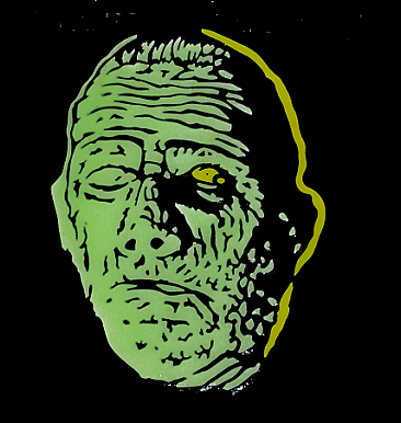 Universal Monsters The Mummy Enamel Pin