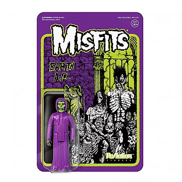 The Misfits The Fiend Earth A.D. ReAction Figure